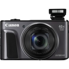 Canon PowerShot SX720 HS - 20.3MP - Black