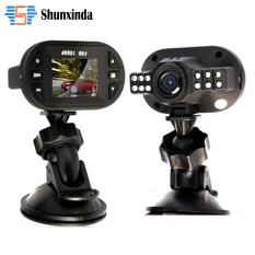 Car Camera C600 Mini Size Car DVR Full HD 1920*1080.12 IR LED Car Vehicle CAM Video DashCam Recorder