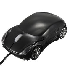 Car Shape Optical Usb Wired Mouse Mice For Computer Pc Laptopnotebook 1600Dpi