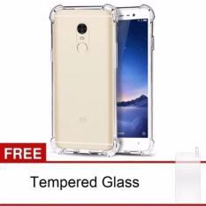 Crack / Anti Shock Elegant Softcase Samsung Galaxy J5 Prime + Free Holder .