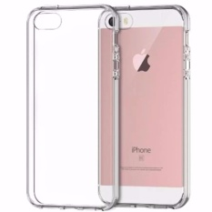 Case Anti Shock Anti Crack Softcase Casing for iPhone 6 / 6s - Clear