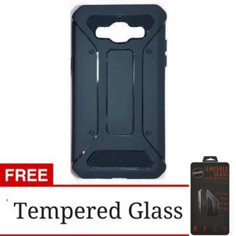 Case Capsule Ultra Rugged For Samsung Galaxy J2 Prime Hybrid Armor TPU Shockproof Anti Slip Soft