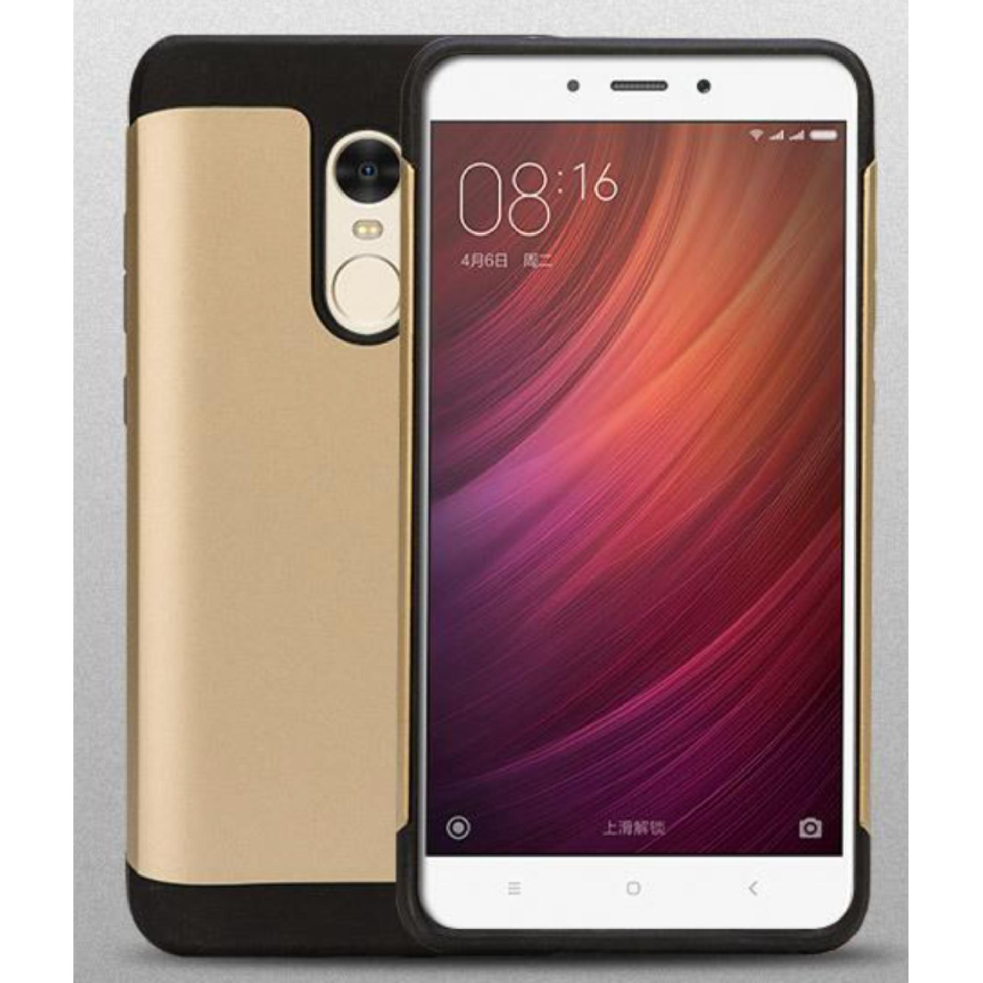Carbon Shockproof Hybrid Case Source · Case For Xiaomi Redmi Note 4 Mediatek .