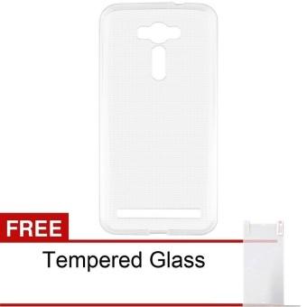 Case Ultra Thin Asus Zenfone 2 Laser ZE500KL 5 Inch Soft
