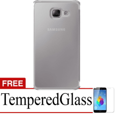 Case Ultrathin Aircase Samsung A310 A3 2016 Hitam Clear Gratis Tempered Glass .
