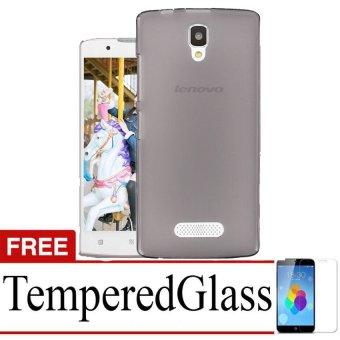 ... Tempered Glass Ultrathin Source · softcase casing for lenovo k6 abu For Lenovo S60 Abu Abu Gratis