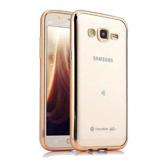 Case Ultrathin Shining Chrome Untuk Samsung Galaxy Grand Prime G530