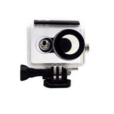 Case Underwater Waterproof Anti Blur Case IPX6.40m For Xiaomi Yi Sports Camera - Hitam