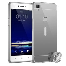 Case Metal For Vivo V5 Y67 Aluminium Bumper With Mirror Backdoor Source · Jual