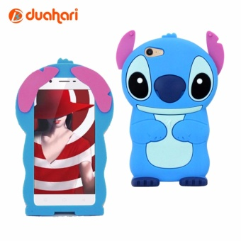 Casing Stitchs untuk OPPO A39 Case 3D Softcase OPPO A39