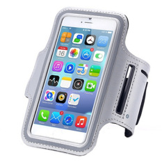"""For IPhone 6Plus LG G3 G4 HTC 81.820 Universal 5.5"""" Cell Mobile Phone Waterproof Armband Sports Running Case Belt Holder GYM Arm Bag Band (Intl)"""