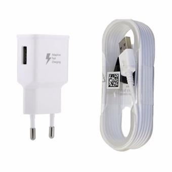 Charger Samsung Original 100% Fast Charging 15W-2A - White (Bergaransi)
