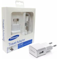 Charger Samsung Travel Adapter 10.6W Micro USB - Putih