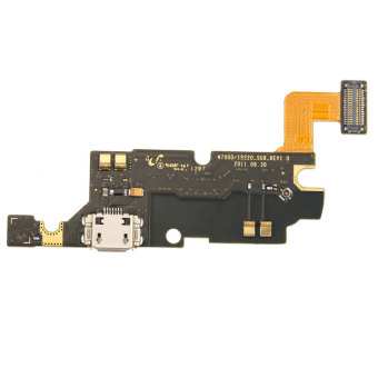 Charging Dock Port Connector Flex Cable For Samsung Galaxy Note N7000 I9220