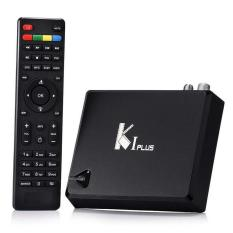 Chechang Android TV Box KI PLUS T2 S2 Amlogic S905 Quad Core 64bit Streaming Media Player Support DVB-S2 DVB-T2 4K KODI Media Player