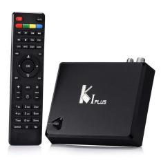 Chechang Android TV Box KI PLUS T2 S2 Amlogic S905 Quad Core 64bit Streaming Media Player Support DVB-S2 DVB-T2 4K KODI Media Player