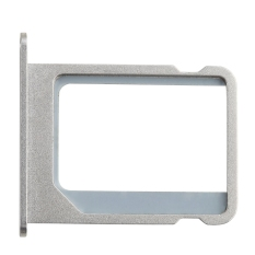 CHEER Micro SIM Card Tray Holder Slot Replacement For Apple IPhone 4 4.4th (Silver) (Intl)