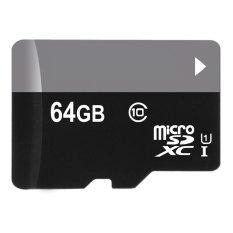 Class 10 TF 64gb Class10 64GB memory card SDHC SDXC micro sd card 64g microsd card for Smartphone - intl