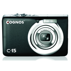 Cognos C-15 Pocket Camera 15MP TFT LCD Display 2,4