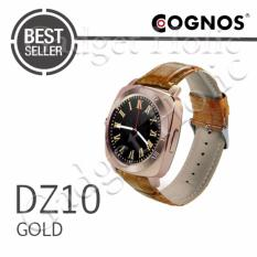 Cognos Smartwatch DZ10 - GSM - Gold