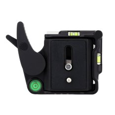 Compact Quick Release Assembly Platform Clamp RP-20 Quick Release Plate Compatible With Giottos MH652 MG652 MH642