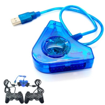 Convertor PS2 for 2 Player / converter stik PS2 Double