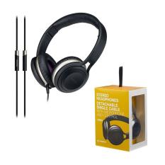 Cresyn C590H Stereo Headphones For Smartphone C590H Black / GENUINE