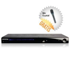 Crystal DVD HDMI 735 - DVD Player