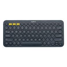 CST Logitech LOGICOOL K380 Bluetooth Multimedia Keyboard Black