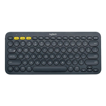 CST Logitech LOGICOOL K380 Bluetooth Multimedia Keyboard Black
