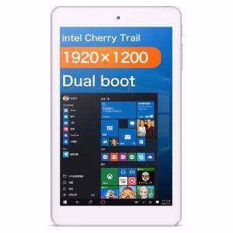 Cube iWork8 Air 2GB 32GB Full HD Dual OS Windows 10 & Android 8 Inch Tablet PC – Putih