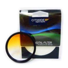 CW Graduated 52mm Orange Filter