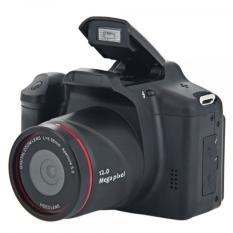 D2000 2.8 inci layar TFT 5 megapiksel 4 x DV kamera digital meningkat (Hitam)