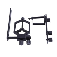Datyson Metal C-Type Telescope Spotting Scope Adapter Cellphone Bracket Mount Adapter - intl