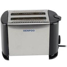Denpoo DT-022D Toaster - Pemanggang - Silver