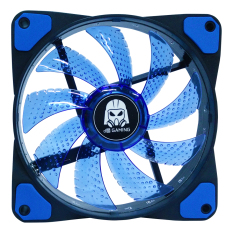 Digital alliance Fan Case Orkaan 12CM - Led Biru