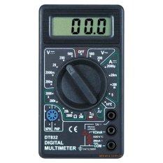 Digital Multimeter Pocket Size - DT832 - Hitam