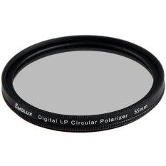 Digital Slim LP CPL 55mm Circular Polarizer Filter For Sony - Intl