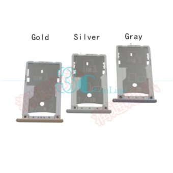 Dual SIM Card Tray Holder Micro SD TF Card Holder Slot AdapterReplacement Repair Spare Parts for