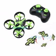 Eachine E010 Micro Drone Tiny whoop Killer - Hijau