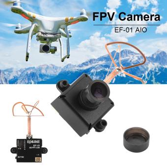 Eachine EF-01 5.8 G FPV Mikro AIO Kamera 40CH 25MW Pemancar Combo 800TVL AH223
