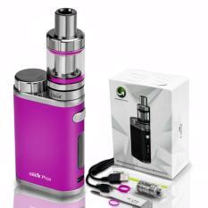 Eleaf iStick Pico 75W Vape Starter Kit + Atomizer Melo III Mini Vapor - Pink