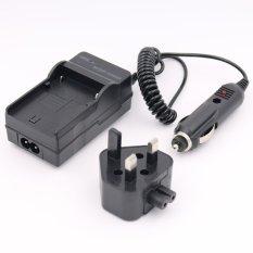 EN-EL1 Battery Charger For NIKON CoolPix 99.88.88.870.77.5700 5400 E880 AC + DC Wall + Car