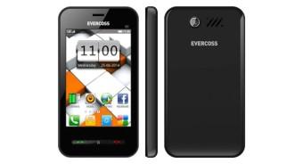 Evercoss t7 - Black