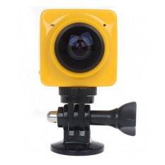 Eyoyo Cube Kamera 360 Panorama Camera - Kuning