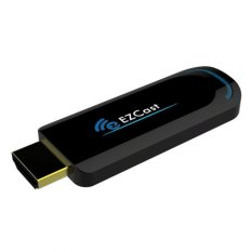 EZCast TV Dongle Dual Band 2.4GHz 5GHz WiFi Miracast Airplay DLNA TV Stick - Intl