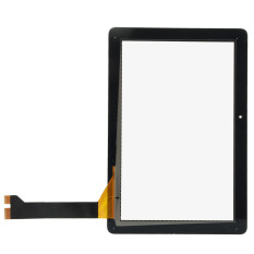 Fancytoy 2016 Front Outer Touch Screen Digitizer Glass Replacement For ASUS ME 102(Black) - Intl