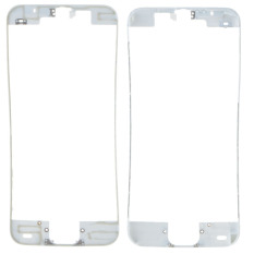 Fancytoy Black Front Middle Frame Bezel Housing Adhesive Replacement For Iphone 5C(White)