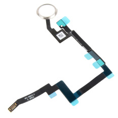 Fancytoy Flex Cable Power Button Key Return Key For IPad Mini 3 (Sliver) - Intl