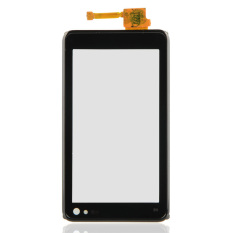 Fancytoy New Repair Touch Screen Digitizer + Front Cover Frame Fit For Nokia N8 Black - Intl